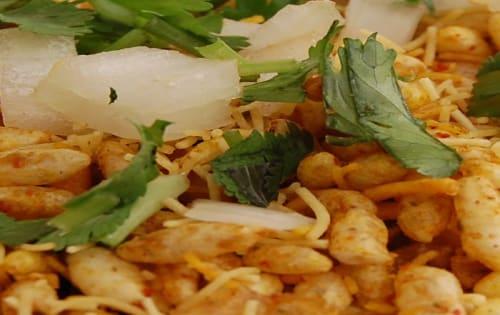 Bhel Puri - Welcome Indian Restaurant