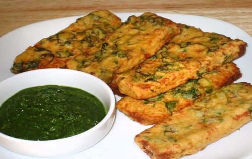 Bread Pakora (2pcs) - Welcome Indian Restaurant