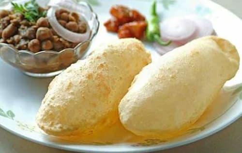 Chholle Bhature - Welcome Indian Restaurant