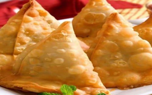 Veg Samosa (2 pcs) - Welcome Indian Restaurant