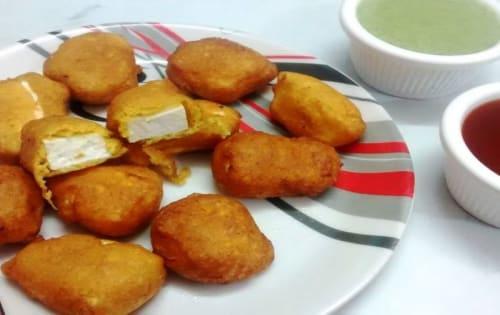 Paneer Pakora (4pcs ) - Welcome Indian Restaurant