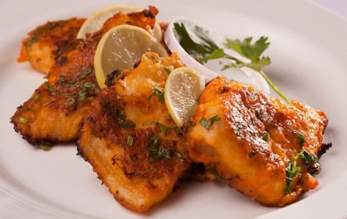 Fish Pakora (6 pcs) - Welcome Indian Restaurant