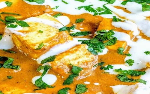 Paneer Butter Masala - Welcome Indian Restaurant