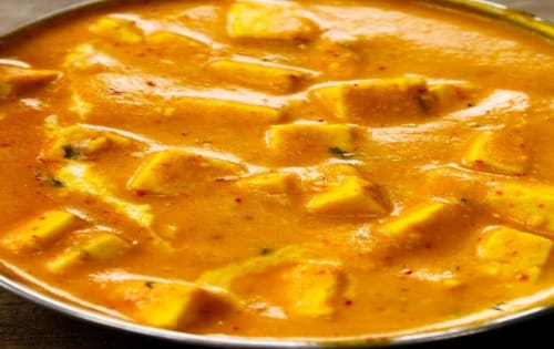 Shahi Paneer - Welcome Indian Restaurant