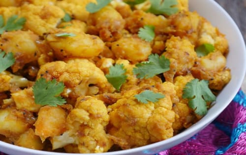 Aloo Gobhi  - Welcome Indian Restaurant