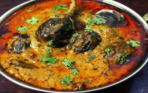 Baingan Masala  - Welcome Indian Restaurant