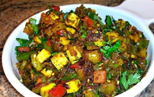 Mix Vegetable  - Welcome Indian Restaurant