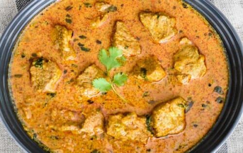 Lamb Korma - Welcome Indian Restaurant