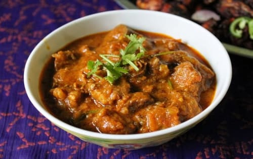 Chicken Rogan Josh - Welcome Indian Restaurant