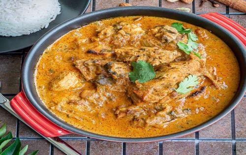 Beef Korma - Welcome Indian Restaurant