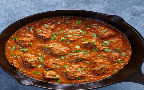 Beef Madras - Welcome Indian Restaurant