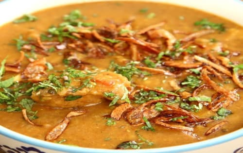 Dhal Gosht  - Welcome Indian Restaurant