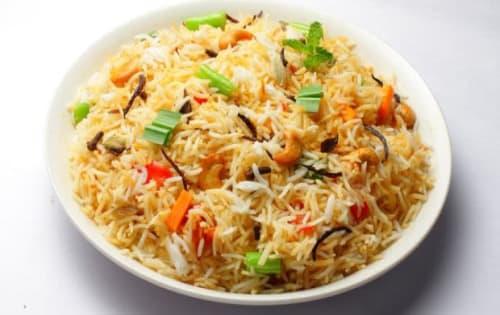 Kashmiri Pulao - Welcome Indian Restaurant