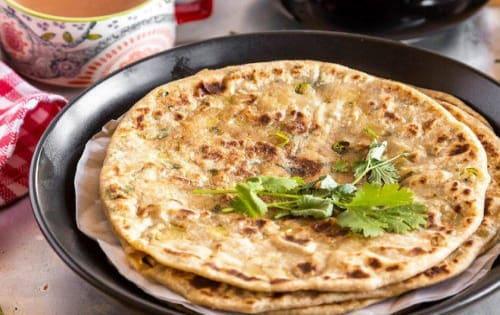Tandoori Paratha - Welcome Indian Restaurant