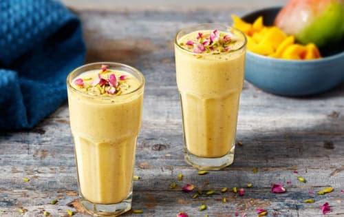 Mango Lassi - Welcome Indian Restaurant