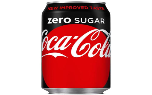 Coke Zero - Welcome Indian Restaurant