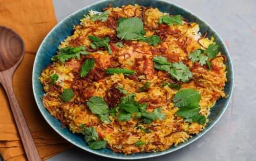 Chicken Biryani - Fathima - Casey Central