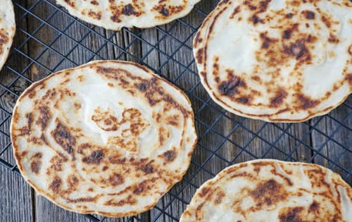 SWEET COCONUT NAAN - Fathima - Casey Central