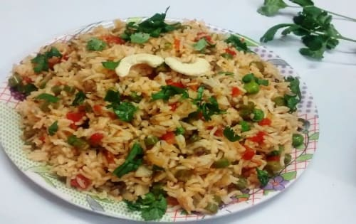 VEG FRIED RICE - Fathima - Casey Central