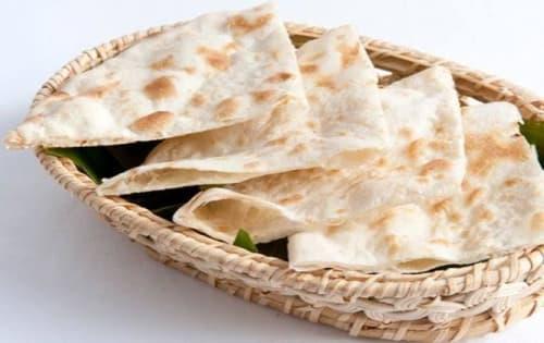 Plain Naan - Welcome Indian Restaurant