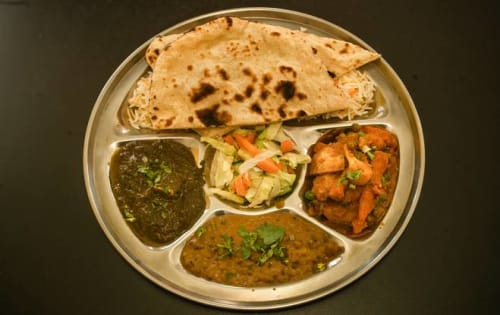 Non Veg Lunch pack - Welcome Indian Restaurant