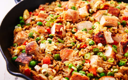 CHICKEN FRIED RICE - Fathima - Casey Central