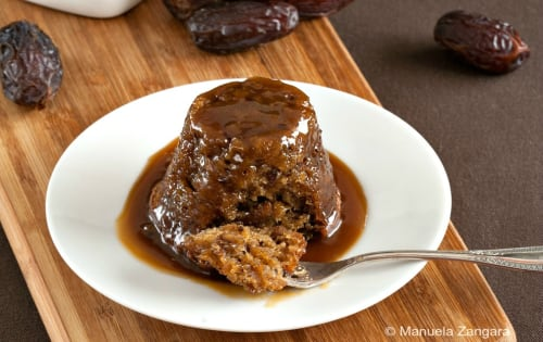 Sticky Date Pudding - Michelangelo's Aspendale Gardens