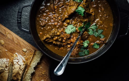LAMB DAAL CURRY - Fathima - Casey Central