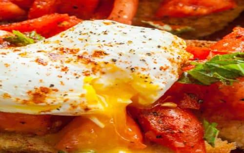 Bruschetta Breakfast - Cafe B2B