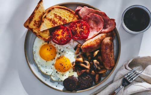 Big Gourmet Breakfast - Cafe B2B