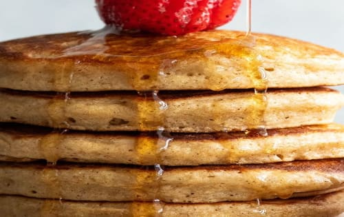 Kids Babana Pancake (v) - Cafe B2B