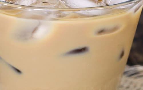 Iced Latte  - Cafe B2B