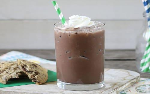 Iced Chocolate - Cafe B2B