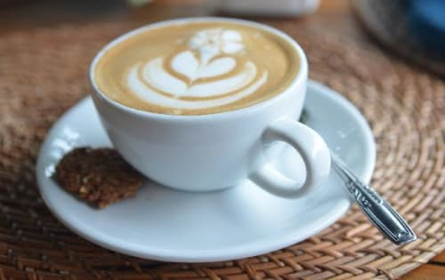 Belgian White Chocolate - Cafe B2B