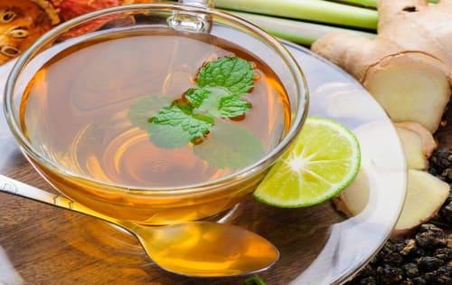 Lemongrass Ginger - Cafe B2B