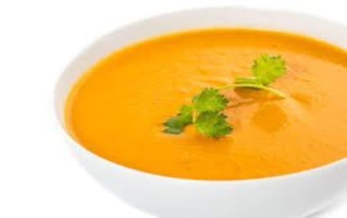 Curry Pumpkin Soup - Cafe B2B