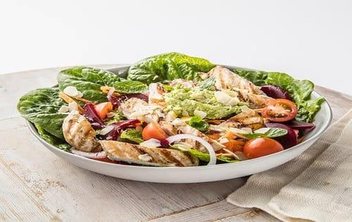 Superpower Salad - Cafe B2B
