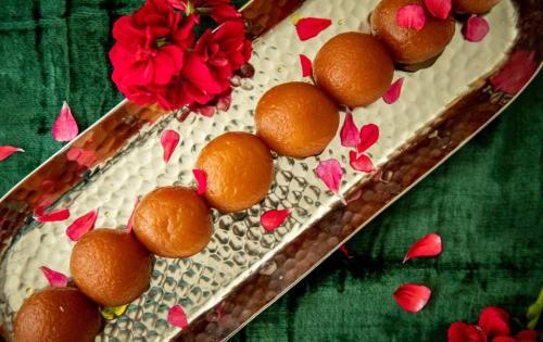 Gulab Jamun - Welcome Indian Restaurant
