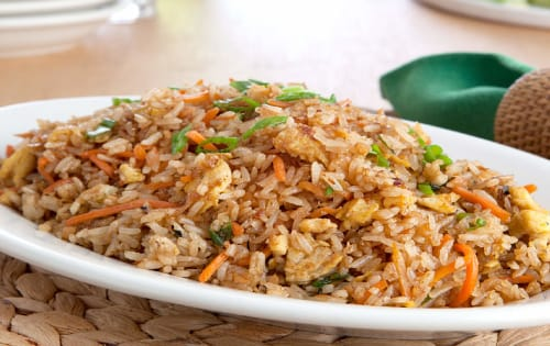 Chicken Fried Rice  - FKC - The Fusion Food