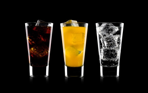 Soft Drinks  - Luna's Food & Wine Bar