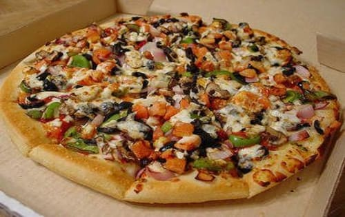Vegetarian - George's On The Avenue