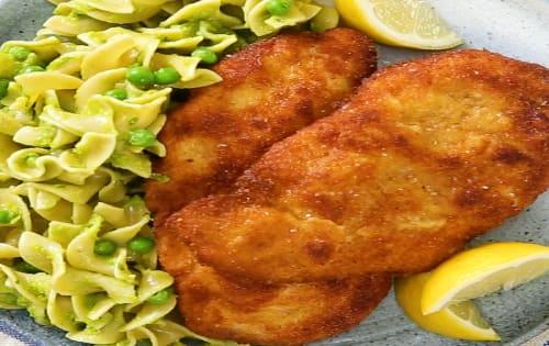 Chicken Schnitzel - George's On The Avenue