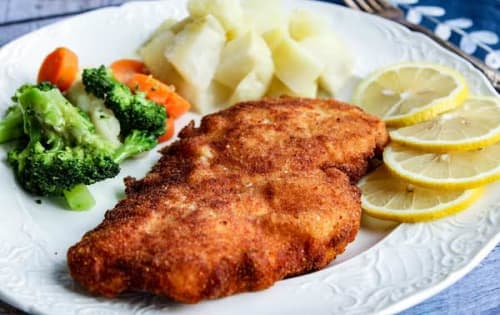 Schnitzel Pack - George's On The Avenue