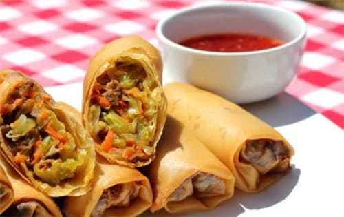 Chiko Roll - George's On The Avenue