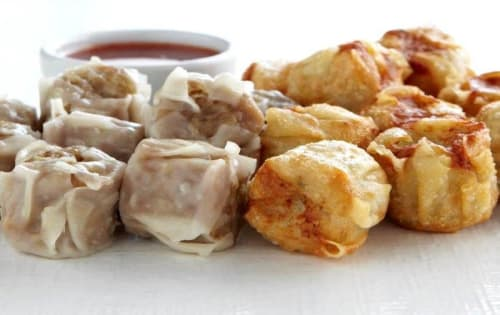 Homemade Dim Sims (Beef or Chicken) - George's On The Avenue