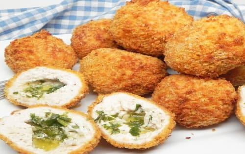 Chicken Garlic Balls - George's On The Avenue