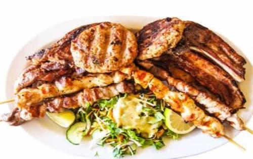 Mixed Kebab (Meat Platter)