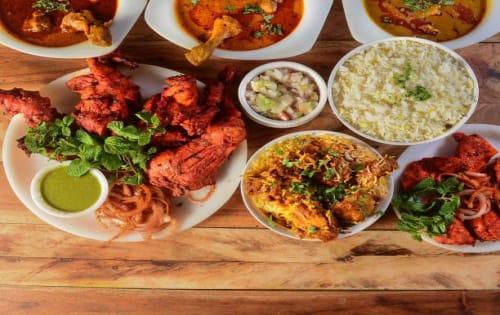 Special Taj Banquet - Sargun Indian Tandoori