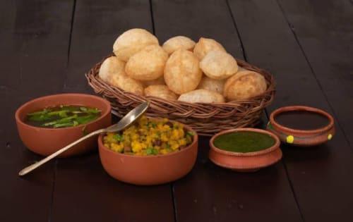 Paani Puri - Sargun Indian Tandoori