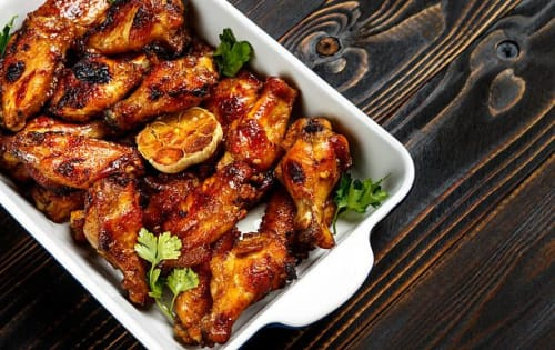 Tangdi Kebab (5 Piece) - Sargun Indian Tandoori
